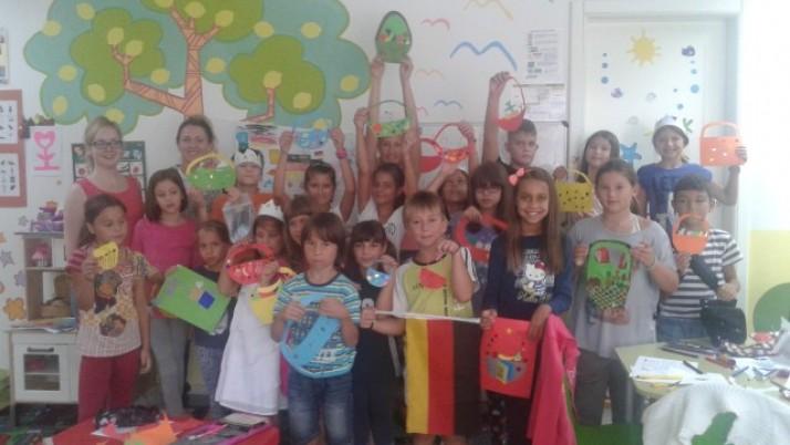 Škola nemačkog jezika za predškolce i školarce