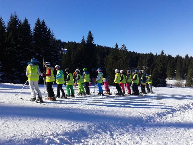 Zimski kamp – Ski škola na Mašincu na Kopaoniku