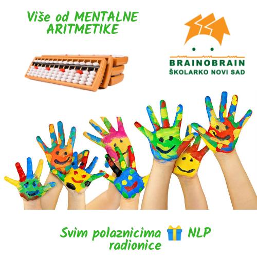 Brainobrain Školarko upisuje nove učenike. :)