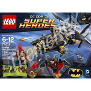 LEGO Superheroes 1
