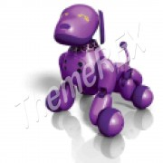 The Zoomer Robot Dog Toy   1