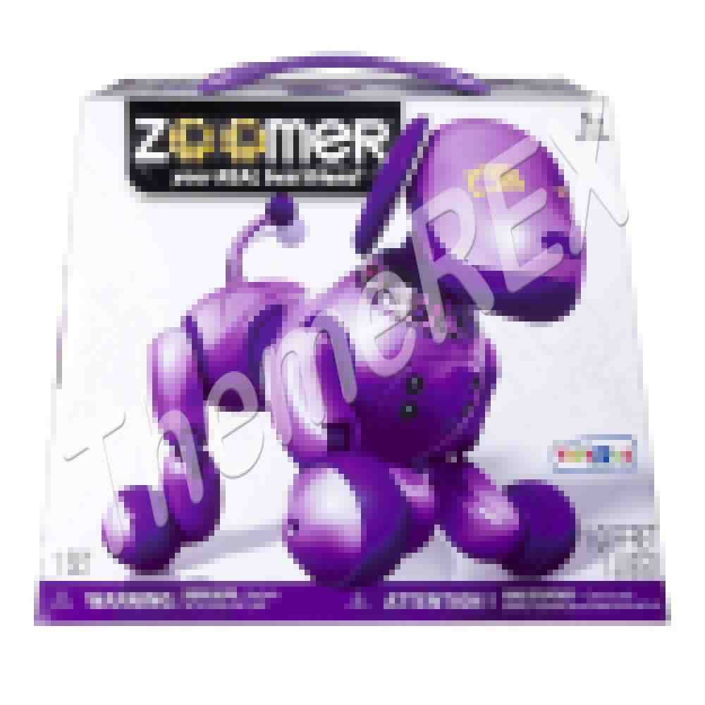 The Zoomer Robot Dog Toy   2