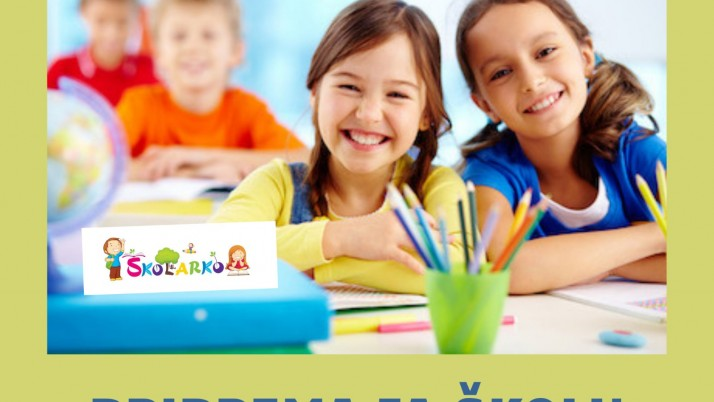 Školarkova priprema za školu-Upis novih grupa